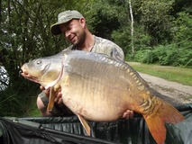 Kie  Nice lad :) - 37 lb 8oz swim 12 - August 2013