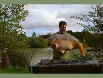 Steve swim 5 - 36 lb 2 oz - September 2013