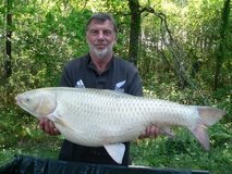 Rogers pb grassy - 35 lb 12 oz - May 2011