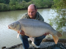 Craigs pb leather - 30 lb - May 2011