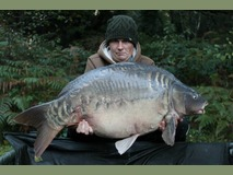 Richy Rich's pb - The Big Scale @ 50lb 8oz - October 2013