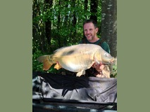 Graham swim 11 - 34 lb 8 oz - May 2014