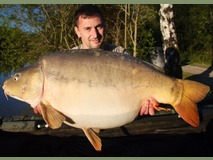 Rich - 42 lb swim 4 - May 2014