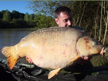 Rich - 36 lb 12 oz swim 4 - May 2014