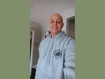 Neil 50 lb + Hoodie - For catching The Mole - May 2014