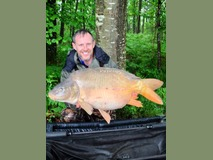 Graham - 38 lb swim 11 - May 2014