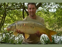 Rob swim 9 - special 19 lb Home Bred  - May 2014