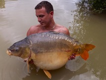 Alan - 43 lb 8 oz swim 2 - May 2014