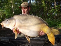 Andy - 35 lb swim 11 - June 2014