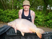 Paul - swim 9 37 lb - June 2014