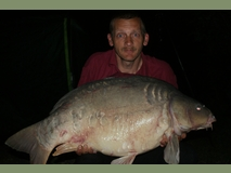 Ken with bigscale - 48 lb 6 oz - June 2011