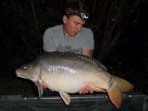 Rob - 30 lb 8 oz swim 3 - June 2014