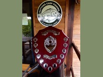 Well done John its yours ! - Its all to play for next year - August 2014