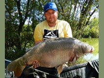 Ryan - 37 lb swim 3 - September 2014