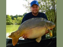 Ryan - 32 lb swim 3 - September 2014