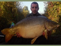 Jamie - 42 lb 8 oz swim 5 - September 2014