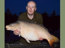 Steve's PB - 45 lb 6 oz swim 5 - September 2014