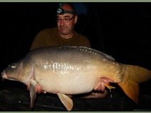 Camo - 41 lb 8 oz swim 2 - September 2014