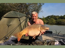 Colin - 36 lb swim 3 - September 2014