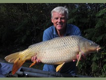 Colin's PB - 28 lb 12 oz swim 3 - September 2014