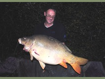 Rob - swim 5 45 lb - September 2014