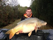 Jonathan - 37 lb swim 4 - October 2014