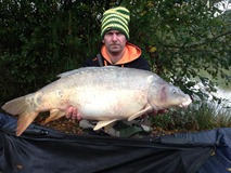 Jonathan - 31 lb swim 4 - October 2014