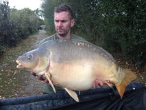 Jonathan - 39 lb swim 4 - October 2014