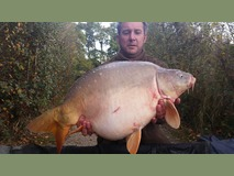 Ian - 31 lb swim 5 - October 2014