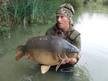 Paul - 38 lb swim 11 - October 2014