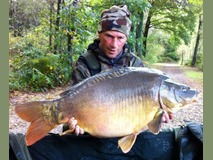 Paul - 46 lb 8 oz swim 11 - October 2014