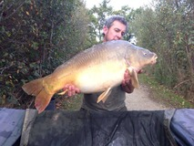 Ian - 31 lb 8 oz swim 5 - October 2014