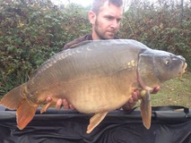 Jonathan - swim 4 29 lb 8 oz - October 2014