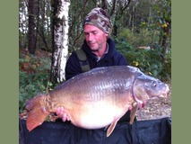 Paul - 43 lb 8 oz swim 11 - October 2014