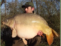 Craig - 47 lb 4 oz swim 2 - April 2015
