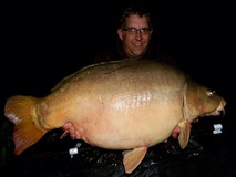 David - 46 lb 8 oz swim 9 - May 2015