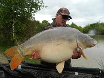 Keith - 45 lb swim 5 - May 2015