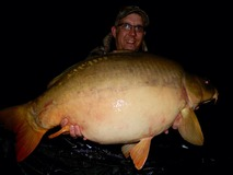 David - 44 lb 8 oz swim 9 - May 2015