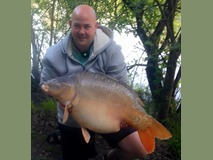 Neil - 48 lb swim 12 - May 2015