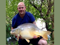 Neil - 40 lb 8 oz swim 12 - May 2015