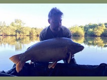 Josh - 39 lb 8 oz swim 9 - June 2015