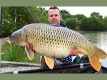 Alex - 39 lb 8 oz swim 5 - June 2015