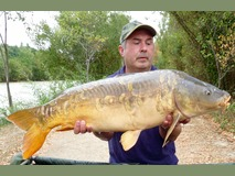 Bob - 31 lb 8 oz swim 4  - July 2015