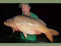 Bob - Swim 10 36 lb 4 oz - July 2015