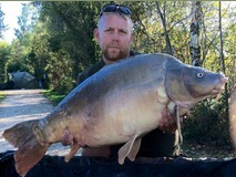 Paul - 38 lb 8 oz swim 4 - August 2015