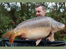 Louis new pb - 37 lb 15 oz swim 3 - August 2015