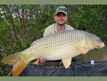 Scott - 29 lb 4 oz swim 5  - August 2015