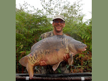 Jay with The Big Scale - 51 lb 12 oz  - August 2017