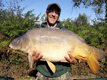 Jays last fish number 22 - 44 lb 12 oz swim 3  - September 2017