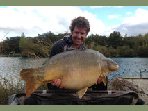 Nick with Small Scar - 53 lb 12 oz swim 5 - October 2017